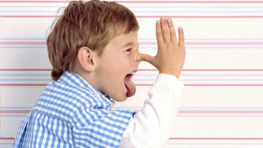 """Niños en situación de """"pataletas"""""""