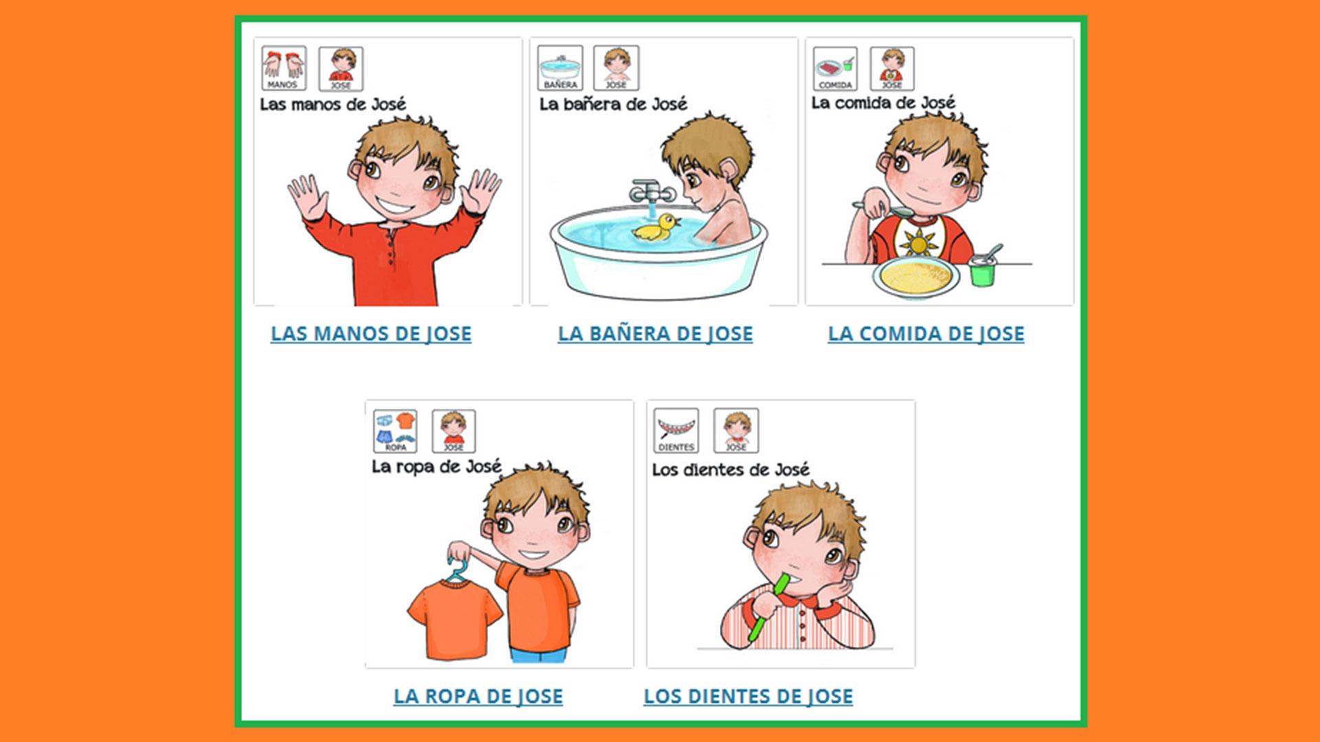 Aprendices Visuales Los Cuentos Para Niños Con Autismo Psicoeduka