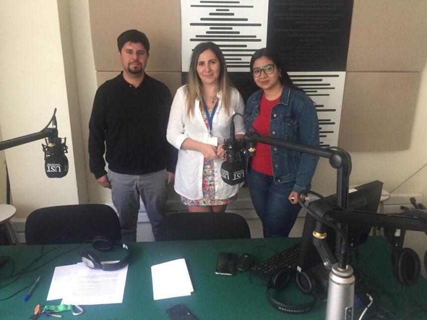 Radio Santo Tomás: Estrés en niños y adolescentes por crisis social