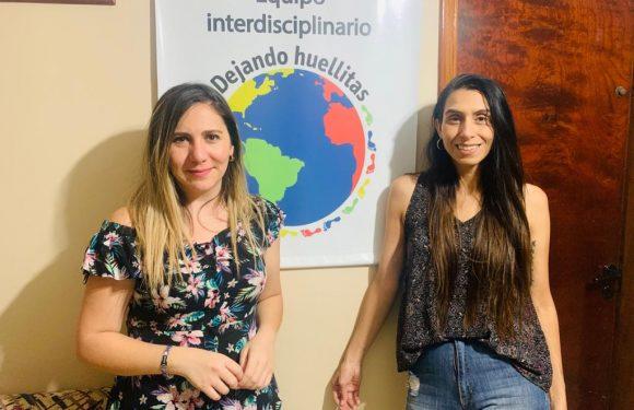 """Nuestra Directora Clínica en Centro """"Dejando Huellitas"""" de Lanús (ARG)"""