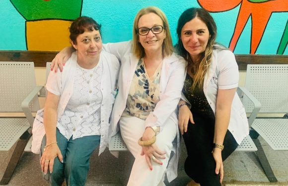 Pasantía en Argentina de nuestra Directora Clínica Valeska Ananías