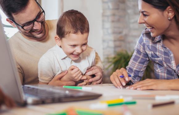 Cuarentena: Cómo estimular el lenguaje y la comunicación en el hogar
