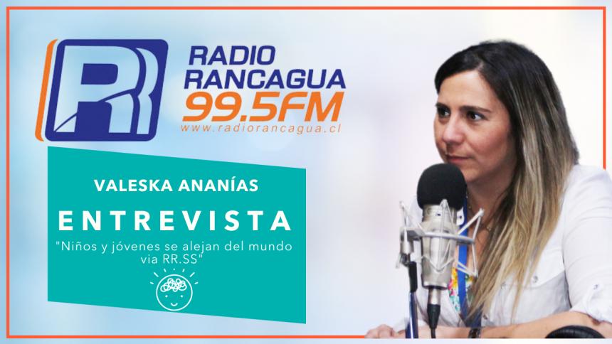 Radio Rancagua: Niños y Redes Sociales en Cuarentena