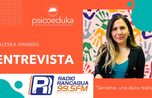 """Radio Rancagua: """"Sename, una dura realidad"""""""