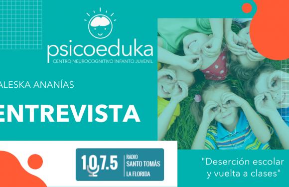 Radio Santo Tomás: Proceso de retorno a clases