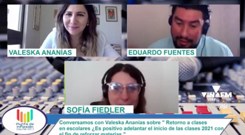Radio Viña FM : Retorno a clases y adelanto de inicio en 2021