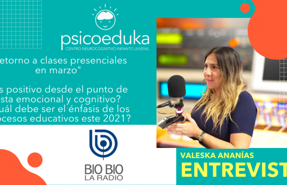 Radio Bio Bío: ¿Es positivo desde el punto de vista emocional y cognitivo el retorno a clases presenciales en marzo?