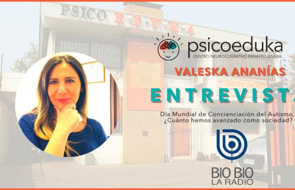 Radio Bio Bío Valparaíso: Concienciación sobre el Autismo